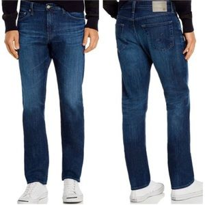 AG Graduate Tailored Slim Fit Jeans in 9y Linguist